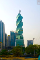 Spiral Building (F&F Tower) - Panama City